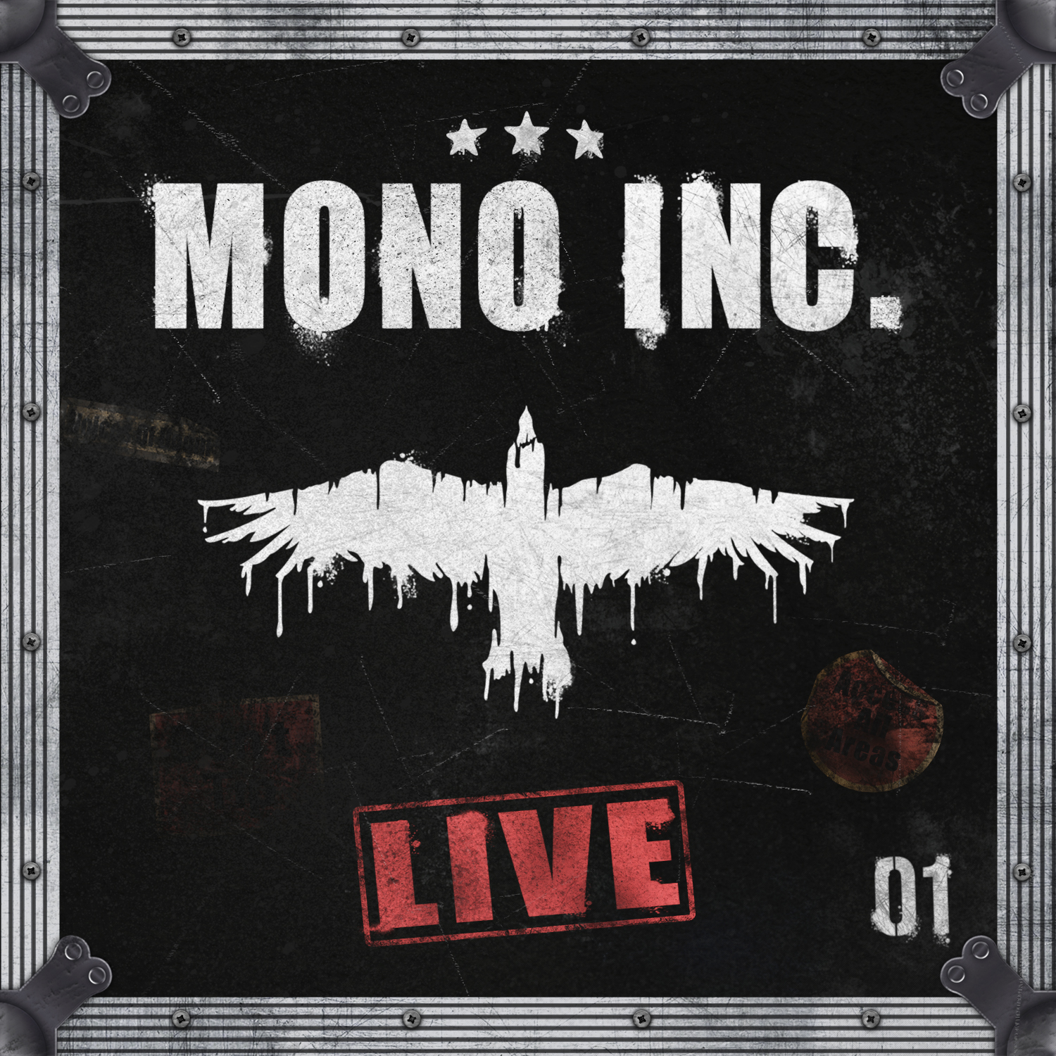Live (2CD | Blu-Ray | Fanbox)