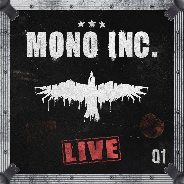 MONO INC. Live (CD)