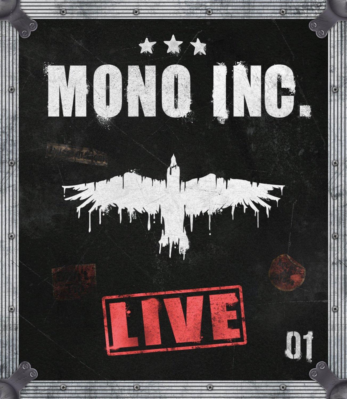 MONO INC. Live (Blu-Ray)