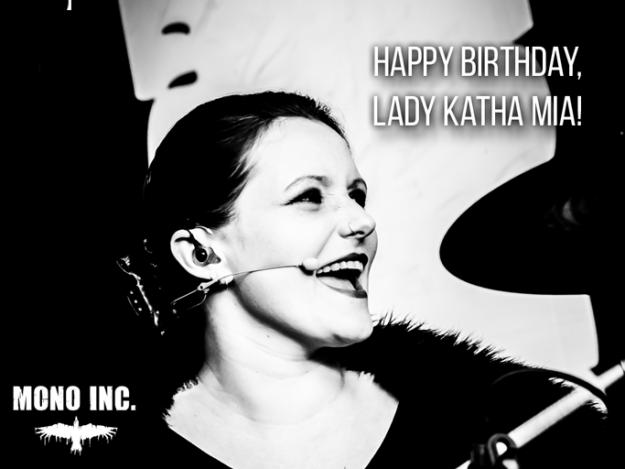 Happy birthday, Katha Mia
