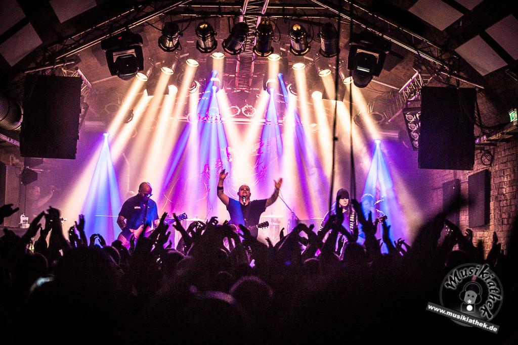Mono Inc. Bochum Matrix - Foto: David Hennen / Musikiathek http://www.musikiathek.de