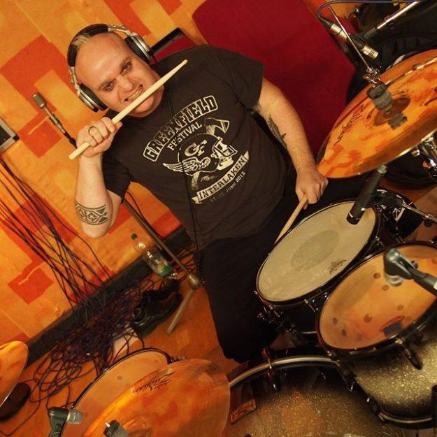 Martin Engler Mono Inc Studio Probe