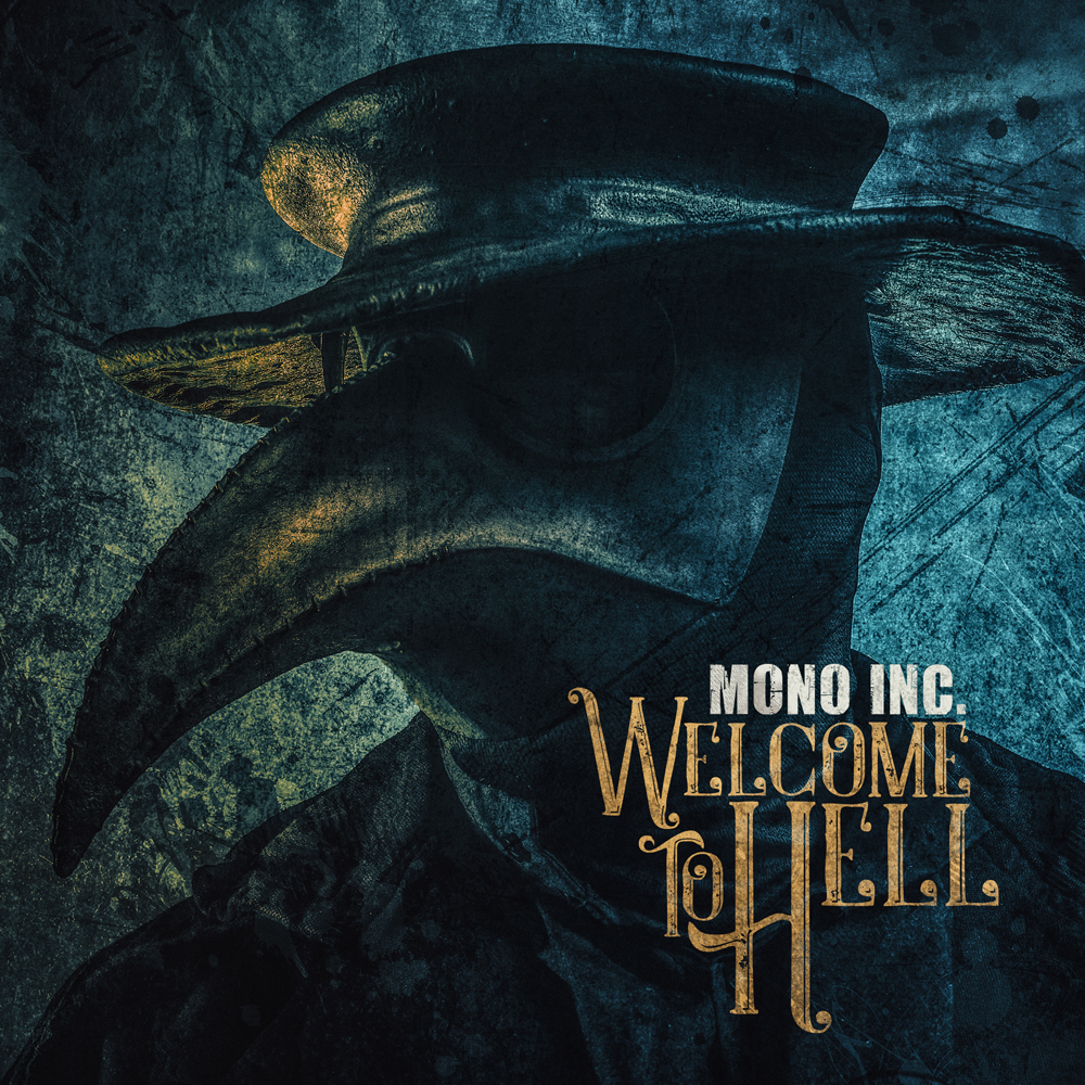 MONO INC. – Welcome To Hell (2CD, 2LP, Box-Set)