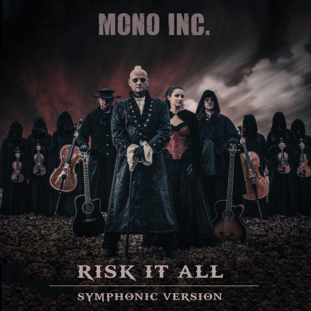 MONO INC. Risk It All Cover Symphonic Version