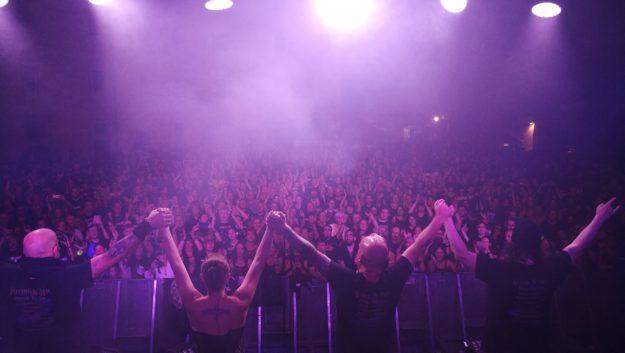 MONO INC Schlosshof Festival 2019