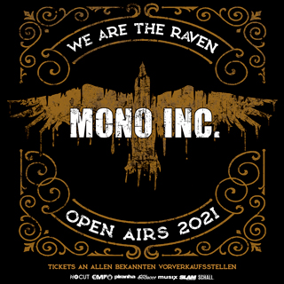 MONO INC. We Are The Raven Open Airs 2021